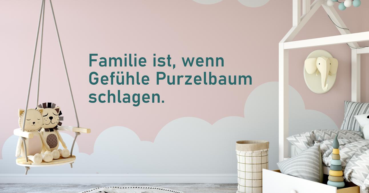 Unsere Geschenke für Familien sind langlebig, hochwertig und liebevoll.