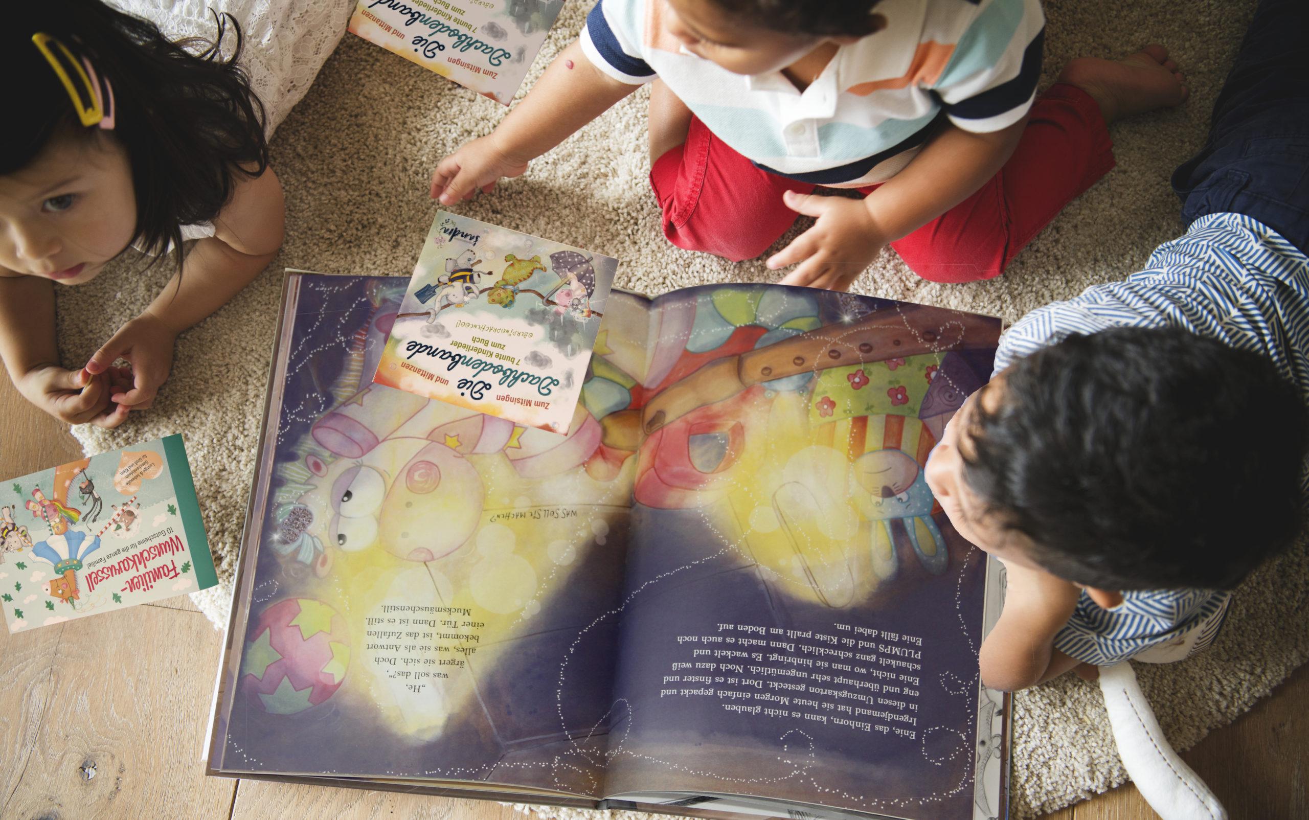 Kinderbuch schreiben: Tipps, wie Sie Kinderbuchautor werden