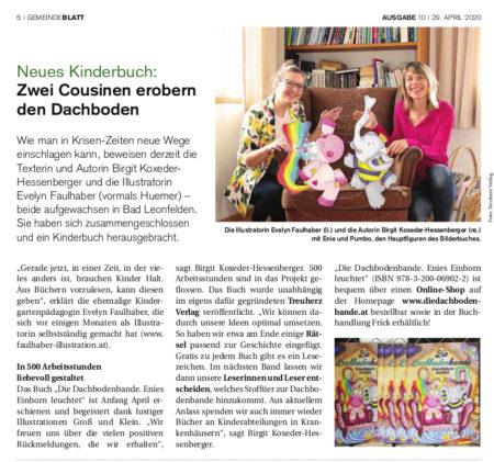 Gemeindeblatt Bad Leonfelden